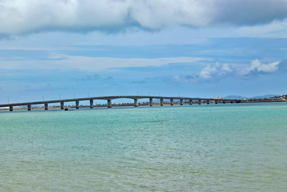 A bridge in Okinawa