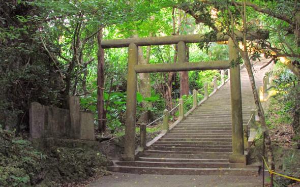 Shirumichu – the first gods of Okinawa