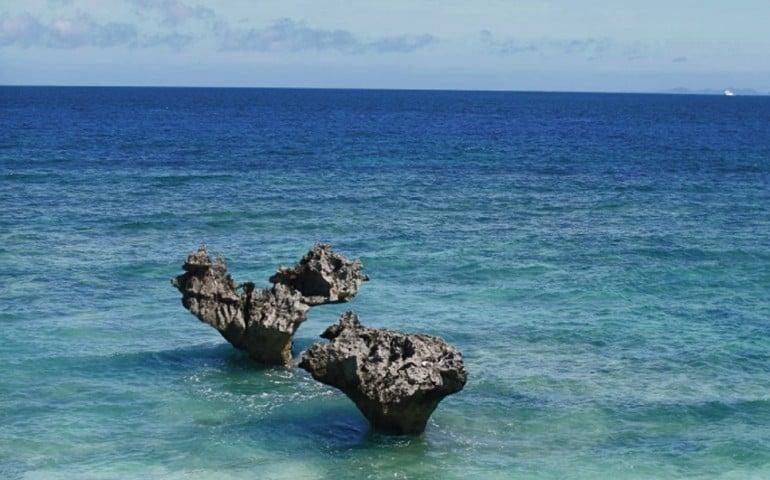 Heart rock, discovering Okinawa!