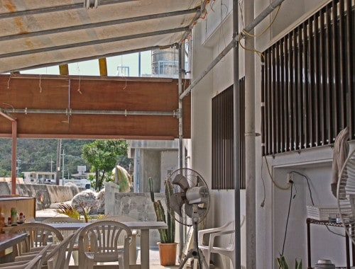 A soba restaurant, Okinawa