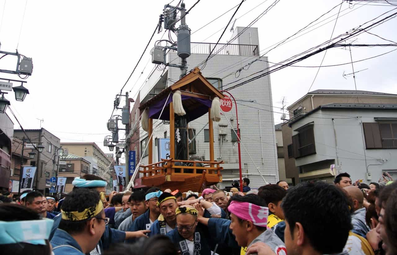 A Unique Festival in Japan, The Kanamara Matsuri in Kawasaki