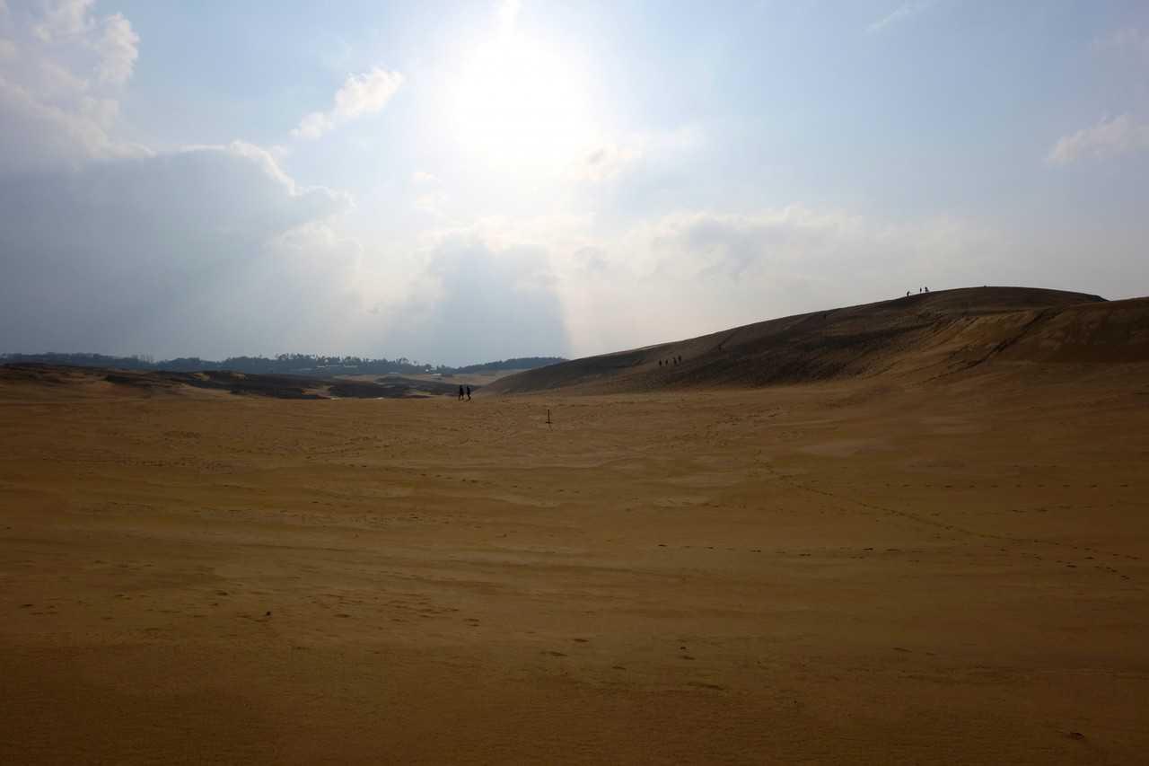 The Tottori Sand Dunes, A Unique UNESCO Global Geopark