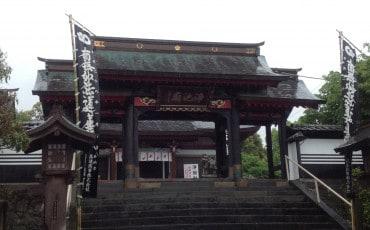 Honmyo-ji temple, Kumamoto prefecture
