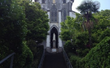 Oura Catholic Church - The Oldest Church in Japan?