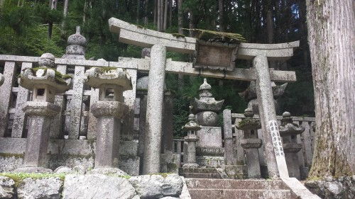 Mount Koya's main attraction is no doubt the incredible Okunoin temple which is surrounded by one of the largest cemetery in Japan.