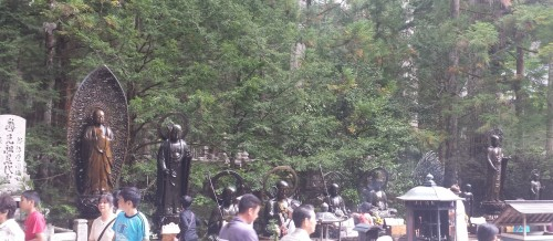 Koya temple attracts many people