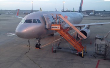 Jetstar is one of LCCs in Japan