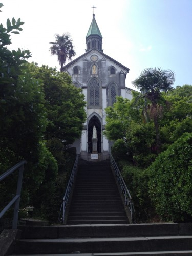 Oura Catholic Church - The Oldest Church in Japan?