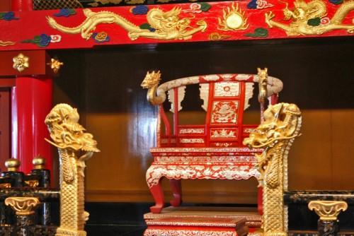 A King chair