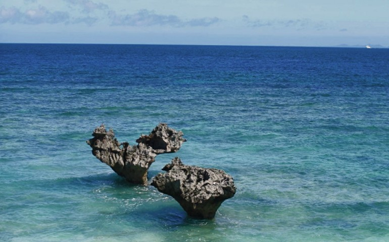 Heart rock, discovering Okinawa!