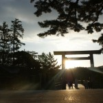 Ise Jingu shrine, the heart of Shinto