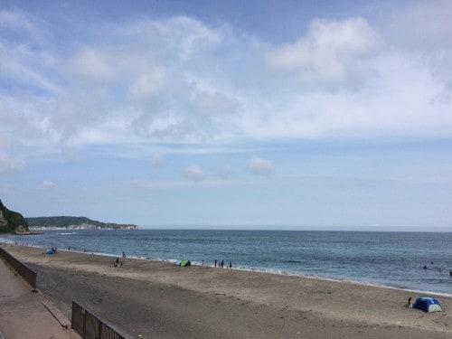 Beach side, mikuni beach, Fukui prefecture