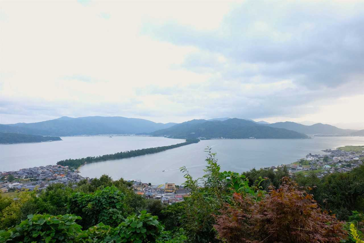 Visit Amanohashidate, one of Japan's Celebrated Views!