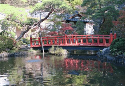 Ōya-ji, A Buddhist Temple Established by Kukai