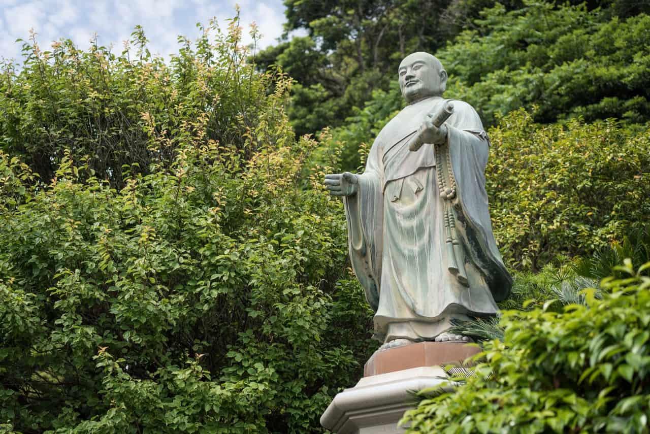 Peaceful temple in Fujisawa: Ryukoji-temple
