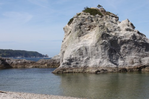 Rock View Again at Jodogahama, Iwate prefecture