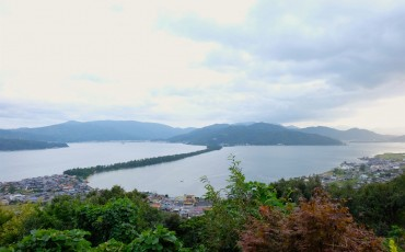 One of Japan's three Beautiful Viewpoints