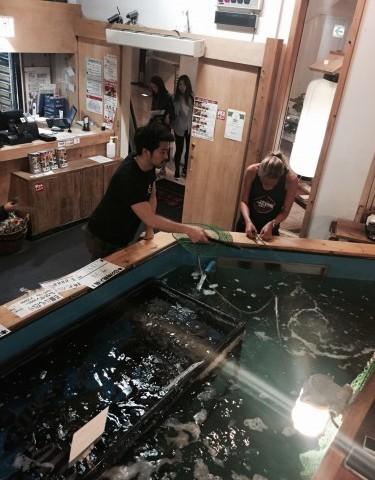 tokyo fish restaurant