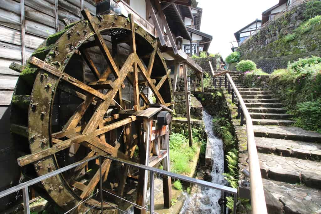 Kiso Valley, The Nakasendo and a Piece of Japanese History.