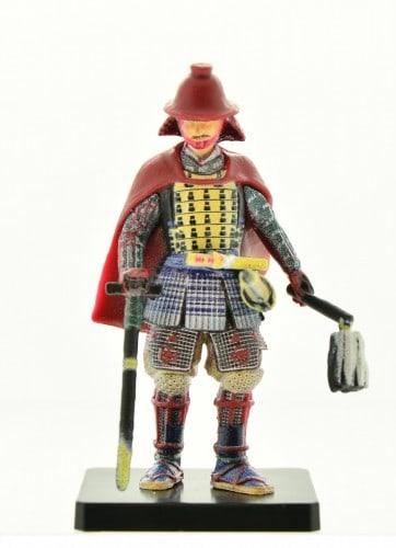 Kuroda Kanbei exemplifies the old samurai style
