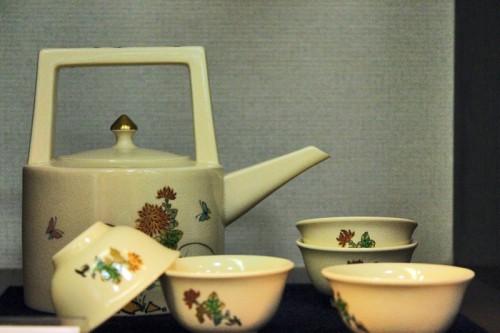 Satsuma ceramics, Kagoshima, Kyushu island.