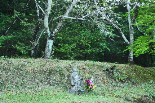 A little Jizo in Kawanabe.