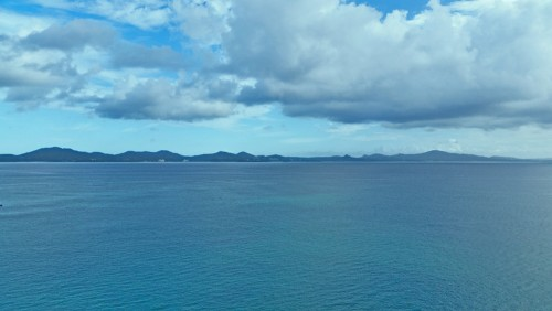 Marine blue in Okinawa!