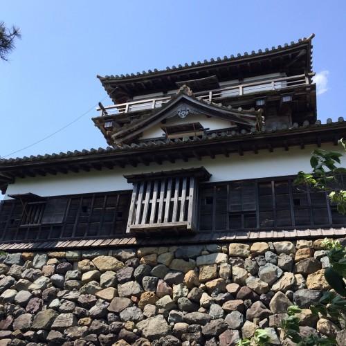 Maruoka castle, Fukui