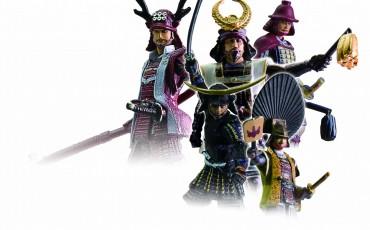 Samurai figure bandai