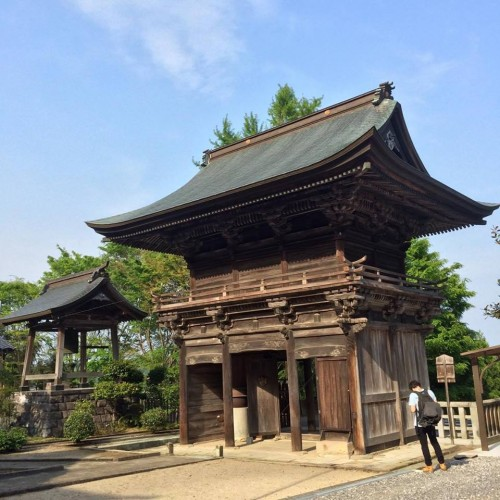 Myotoku-ji temple was built during the Amakusa islands' long-ago conclusion of a Christian age