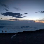 Road trip and hike to Mt Fuji to catch the sunrise!