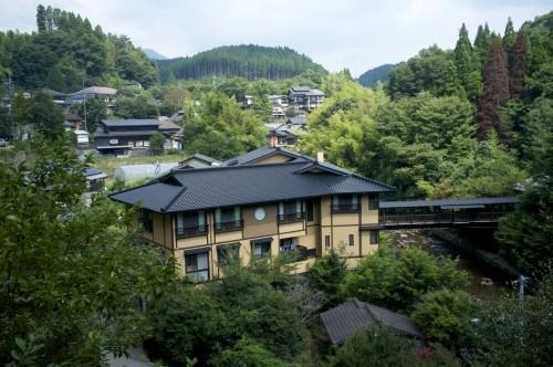 The Ryokan in Kurokawa onsen, Kumamoto prefecture