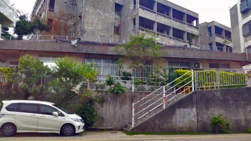 exporing Naha city