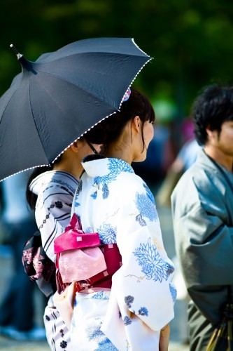 Sun umbrella is useful in preventing sun from damaging our skin