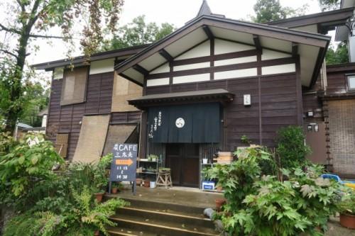 Farmer's inn in Yamakoshi