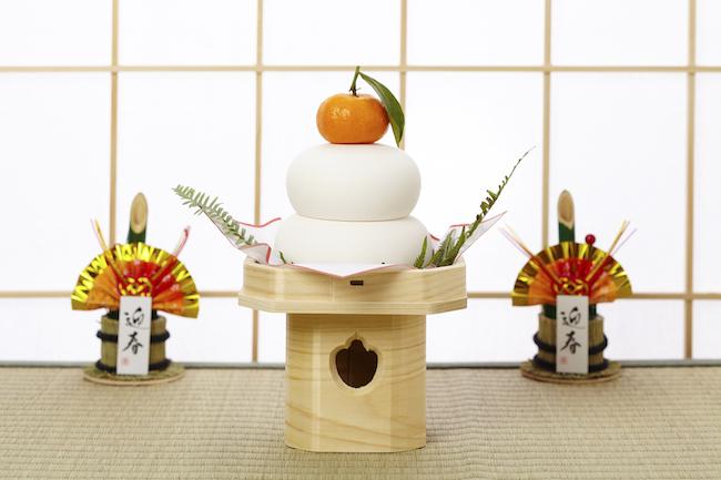 japanese new year celebration
