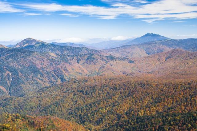 Mount Hotaka in Gunma prefecture