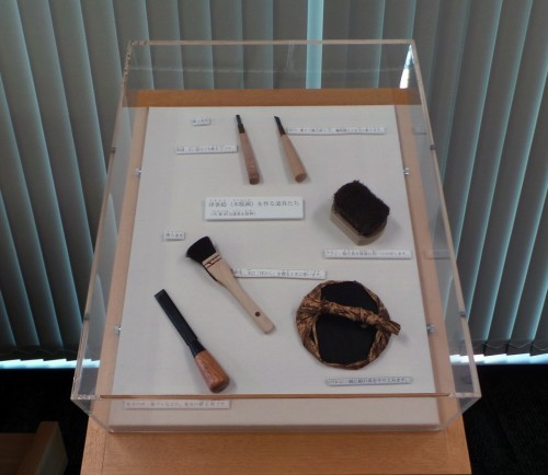 Ukiyo-e tool