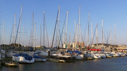 Yachts in Enoshima