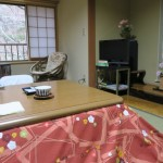 Ryokan review at Shima onsen : Real Japanese Vacationing,  Winter Ryokan Style