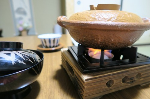 Warm meal