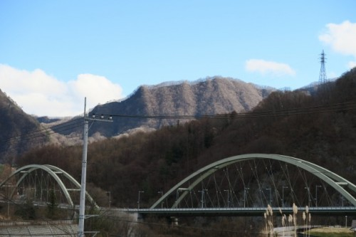 Beautiful scenery in Kuni Destrict