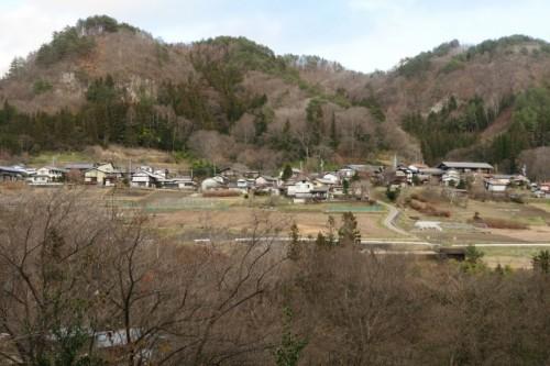 The all-encompassing view point: Akaiwa Shuraku