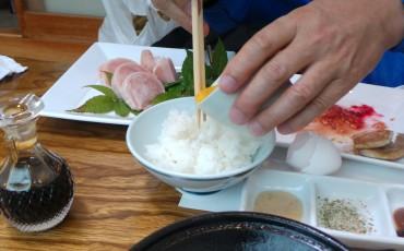 Izumi local food