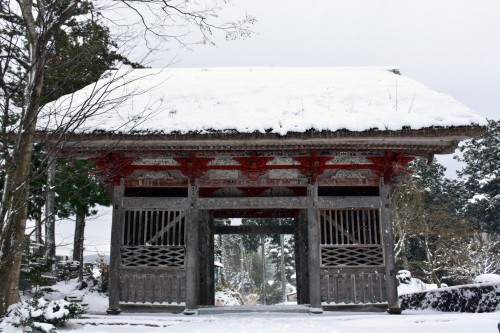 gate myosenji temple