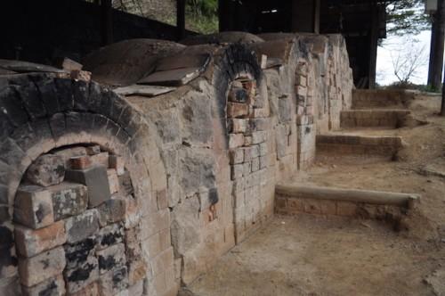ookawachiyama imari pottery village