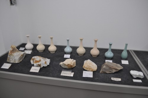 Imari pottery collection