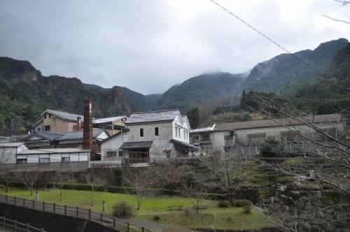 Imari pottery village