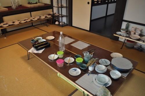 Experience making Imari pottery