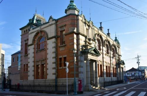 karatsu former bank building
